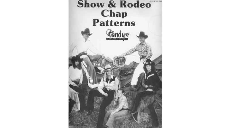 Show Chaps Pattern